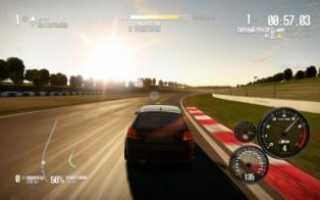 Need for Speed: Shift «Полет»