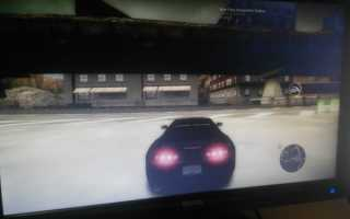 Меню для Need for Speed: Most Wanted (2005)